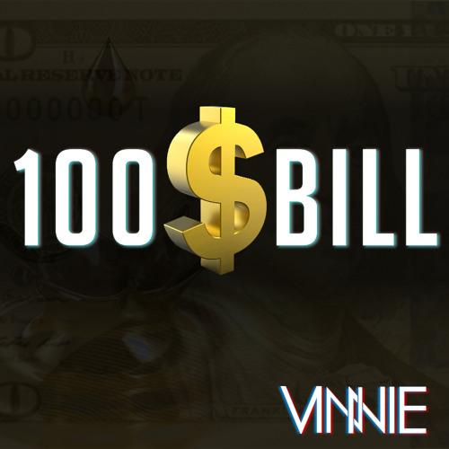 100 Dollar Bill By Vinnie Maniscalco