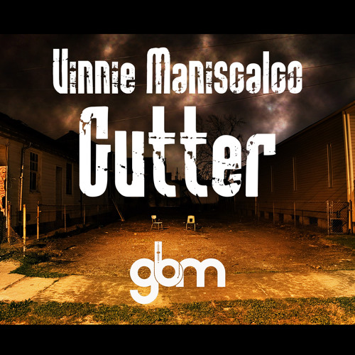 Gutter By Vinnie Maniscalco & Treyy G Album Artwork